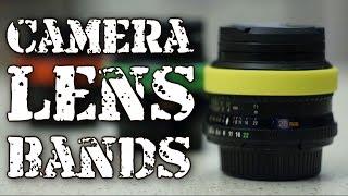 Camera Lens Bands