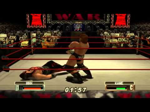 WWF/WWE No Mercy - Intercontinental championship With Triple H (Nintendo 64)