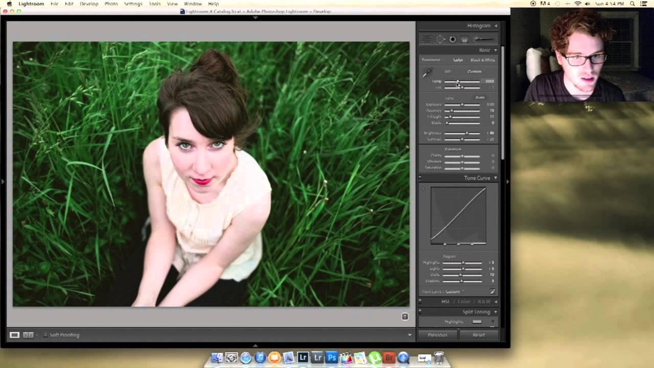 Photo editing with VSCO Film