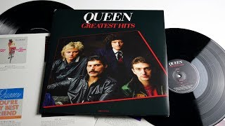 Baixar Queen ‎- Greatest Hits - Vinyl Unboxing