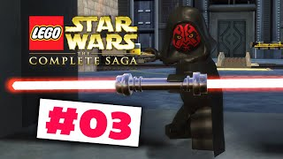 Darth Maul! - Lego Star Wars w/Lare #03
