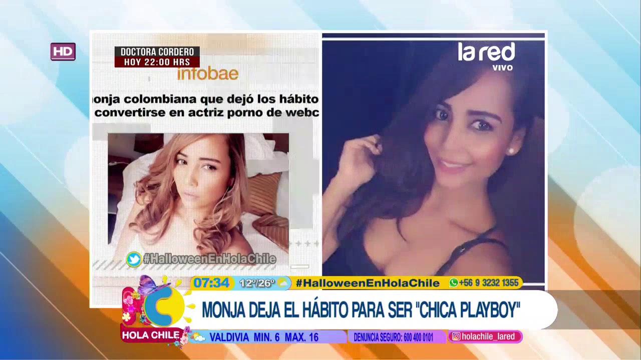 Actrices Del Porno Chileno tras 8 años en el convento: monja dejó los hábitos y se convirtió en actriz  porno de webcam