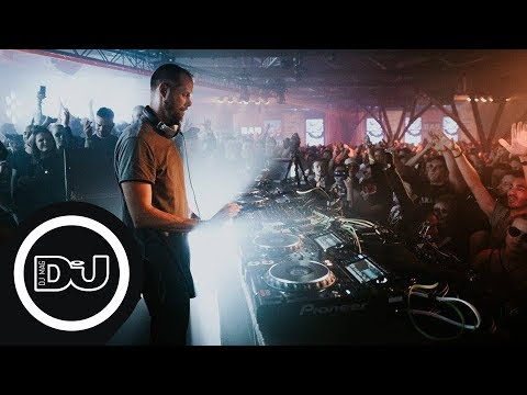 Adam Beyer EPIC TECHNO DJ Set from Drumcode Halloween, Tobacco Dock