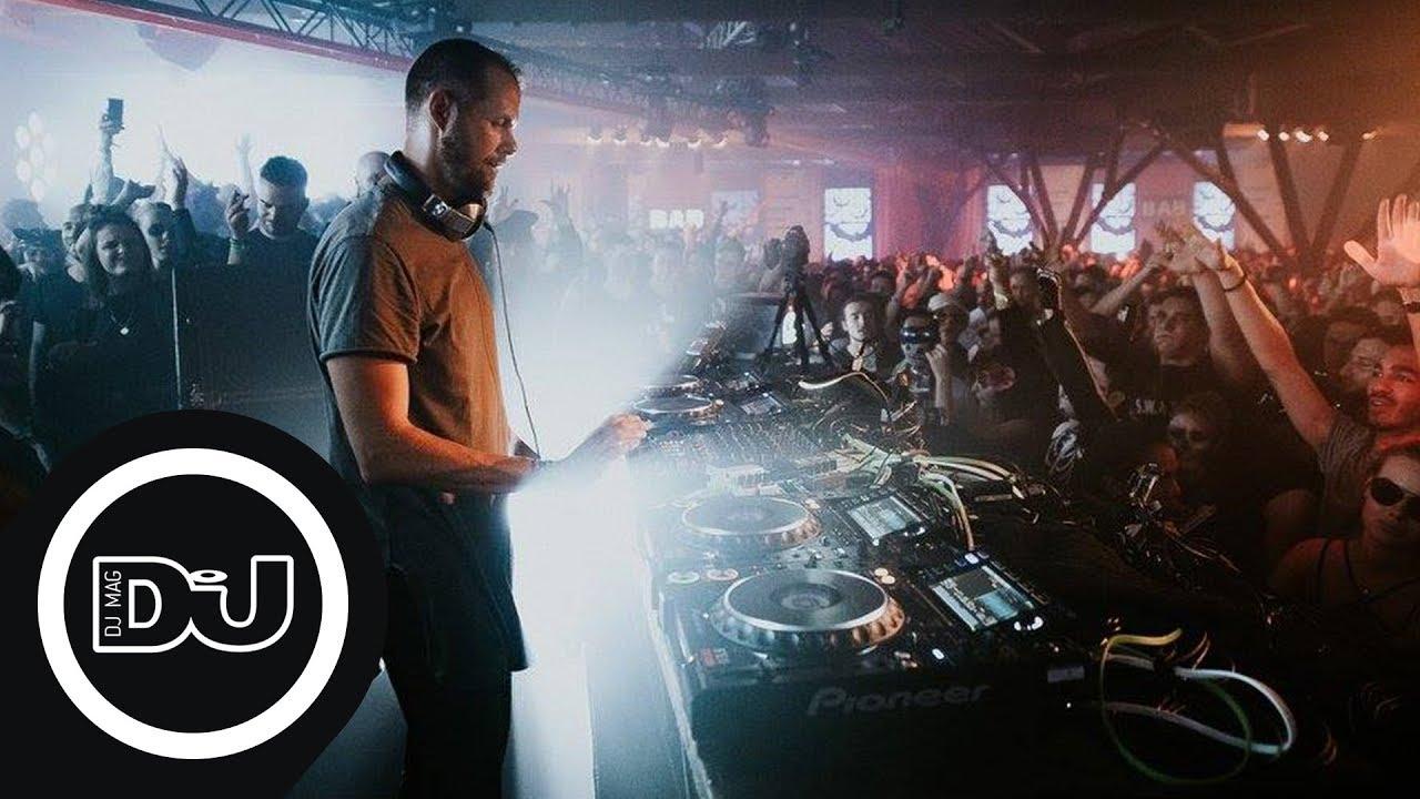 Adam Beyer EPIC TECHNO DJ Set from Drumcode Halloween, Tobacco Dock