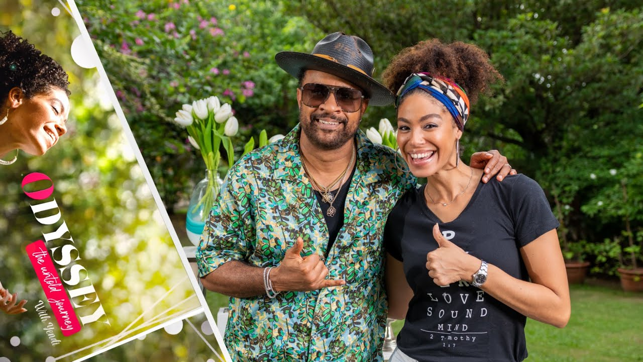 Odyssey with Yendi: Shaggy, one of Jamaica's MOST successful acts, drops some MAJOR life knowledge!