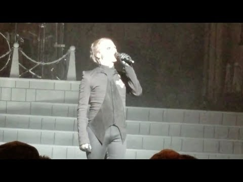 Ghost's Cardinal Copia Gives Powerful Speech In Memory Of Fan Who Collapsed During Their Show