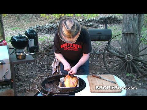 Turkey Recipe by the BBQ Pit Boys