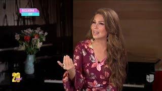 Thalía no podría odiar a Lili aunque recuerda qué es lo p...