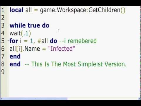 how to write a virus script