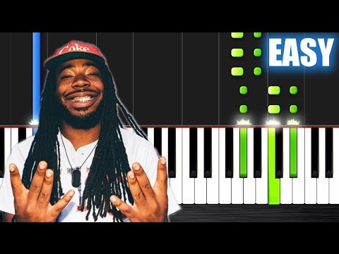 dram-feat-lil-yachty-broccoli-easy-piano-tutorial-by-plutax