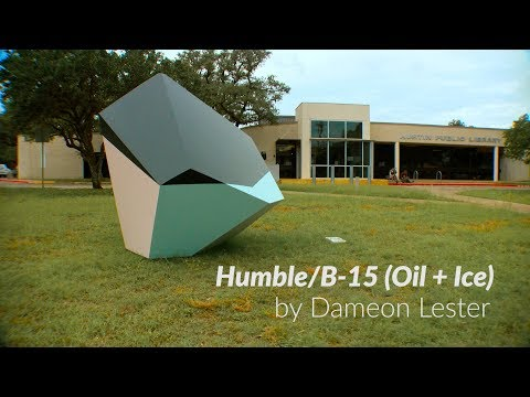 Humble/B-15 (Oil + Ice) | By Dameon Lester