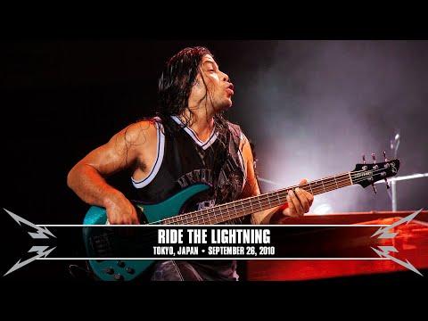 Metallica: Ride the Lightning (MetOnTour - Tokyo, Japan - 2010) Thumbnail image