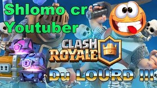 clash Royale / opening and Rush into the arena 9 legendary Pack