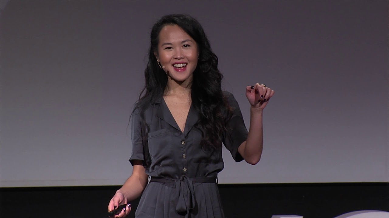 Download Beautiful failure, and the transformationnal journey | Céline Tchao | TEDxEMLYON