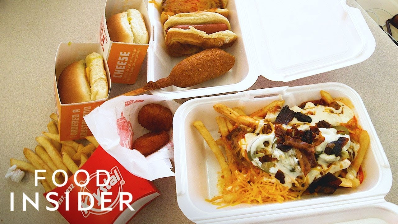 Download We Tried Krystal, The 86-Year-Old Southern Fast Food Chain