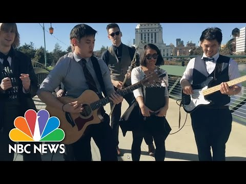Trace Repeat Is Challenging Stereotypes Through Funk, Soul, And Empowerment | NBC News