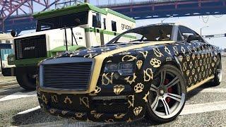DLC | NOUVELLE ENUS WINDSOR ! VOITURE DE LUXE ! - GTA 5 ONLINE