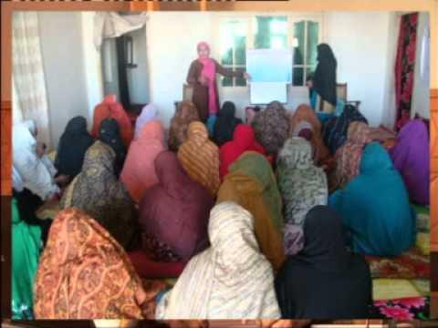 War Affected Vulnerable Women Livelihood Innovation