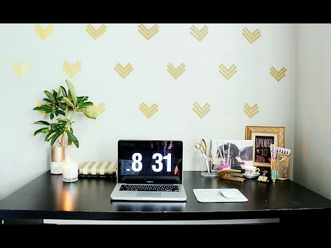 Easy Home Office Decor Ideas