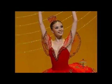 4th SIBC Final - Saniya Abilmajineva (Uzbekistan) Don Quixote