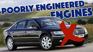 7 Poorly Engineered Engines That Could Have Been Better | Ep. 1 thumbnail