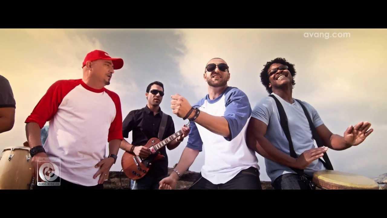 Download Sandy & Khashayar Azar - Amine OFFICIAL VIDEO HD