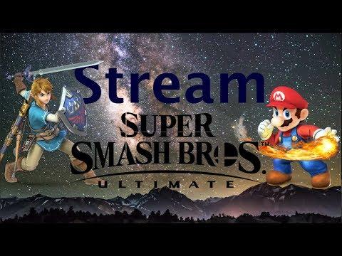 Deutscher Chillstream 5mash (Super Smash Bros. Ultimate) mit euch! thumbnail