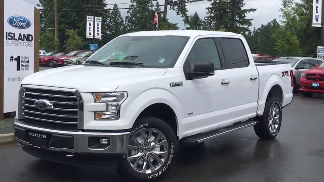 2017 Ford F 150 Xlt Fx4 Xtr Ecoboost Supercrew Review Island
