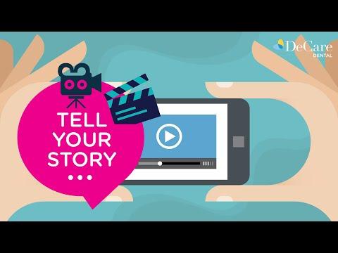 Tell your Story - Joyce Neville