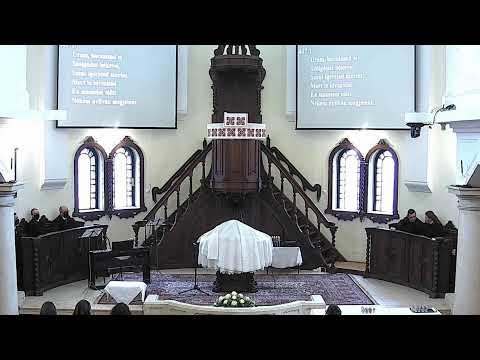 NyVREk Istentisztelet 2021.02.21. 10:30