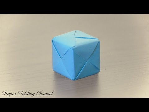62) How To Make A Paper INFINITY CUBE - Easy Method - YouTube ... | 360x480