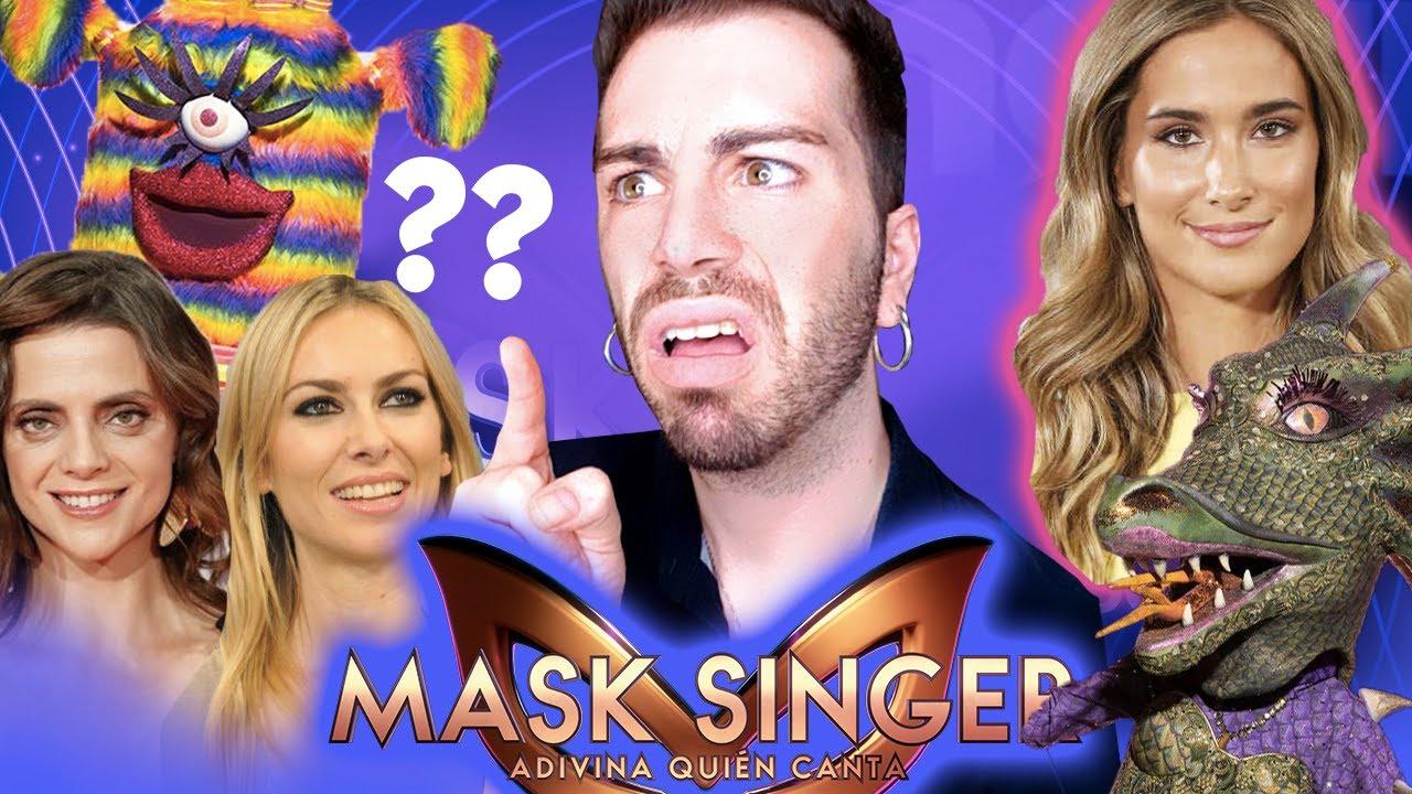 ¿MARÍA POMBO? Dragona WHO Mask Singer GALA 7 | MALBERT DIRECTOS