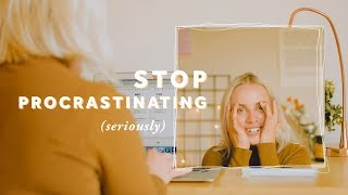 How to STOP procrastinating | productivity tips ✨