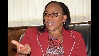 THE MES SCANDAL: Senators accuse CS Cecily Kariuki of misleading Parliament