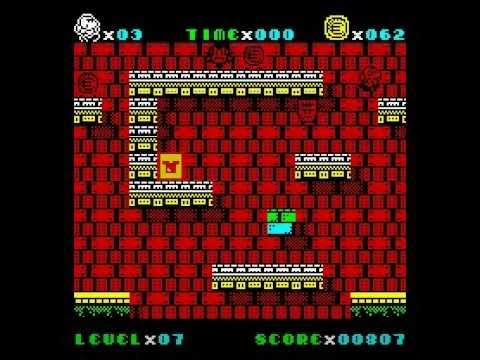 Uwol, Quest for Money Walkthrough, ZX Spectrum