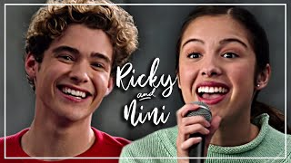 Download ricky + nini  |  hsmtmts (1x07)  |  i love you
