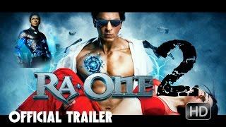 Ra.one2 New official trailer 2016 | Shah Rukh Khan | 2M views