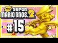 NEW SUPER MARIO BROS. 2 # 15 💰 Die geheime Pilz-Welt! [HD60]