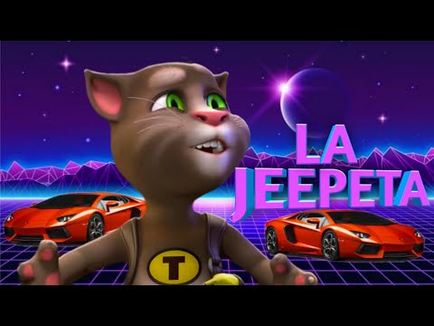 La Jeepeta – remix Nio Garcia, Anuel AA, Mike Towers / gato tom