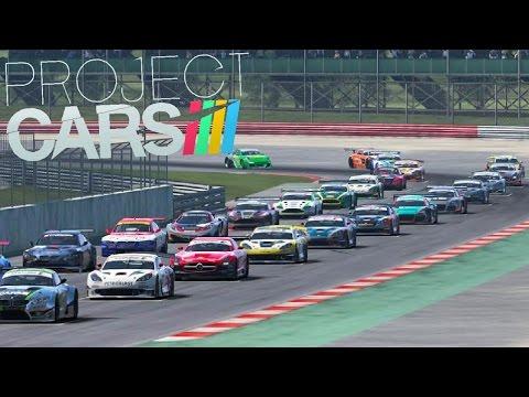 Project CARS Multiplayer - CRAZY ONLINE RACE, Bathurst, Mclaren MP4 12c GT3