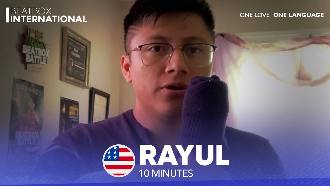 RAYUL 🇺🇸 | 10 MINUTES
