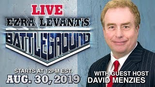 LIVE! David Menzies: Burqa prison security, Greta in NYC! — JOIN the chat