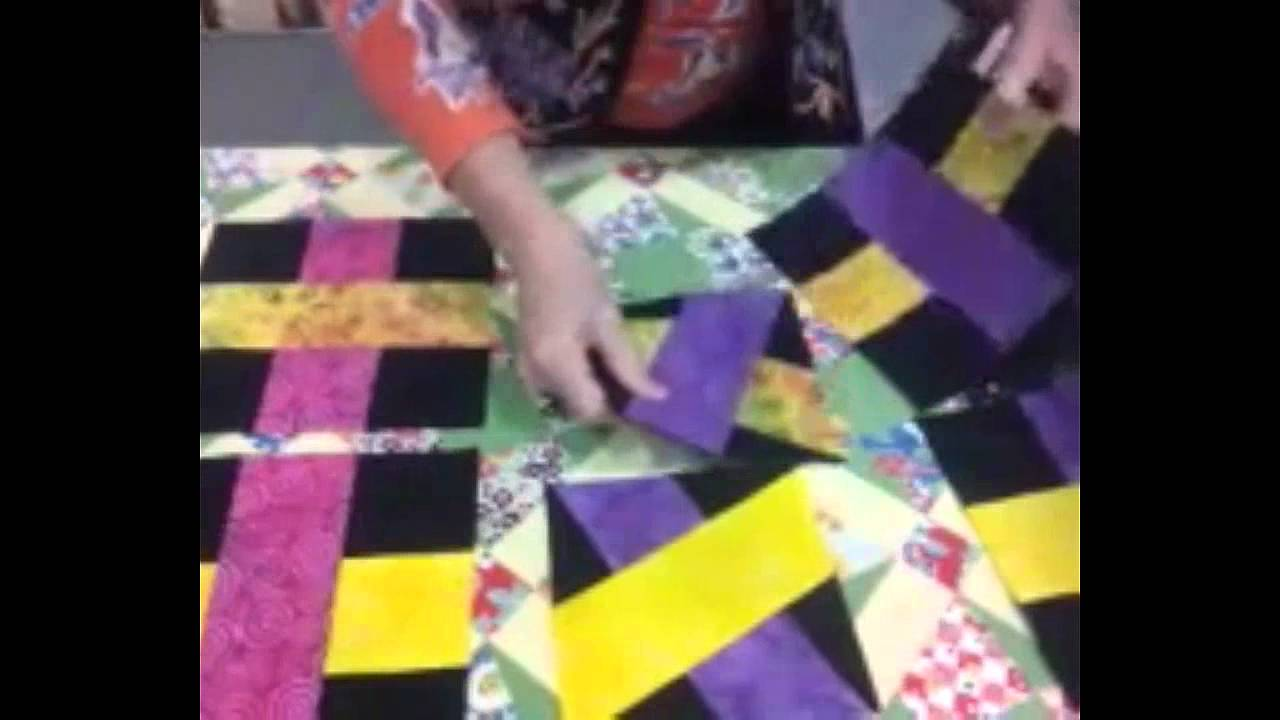 X-blocks tool demo - YouTube : quilting videos on youtube - Adamdwight.com
