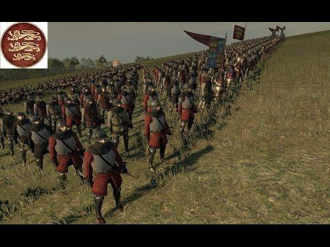 Medieval Kingdoms: Total War 1212AD - FACTION SHOWCASE: KINGDOM OF ENGLAND