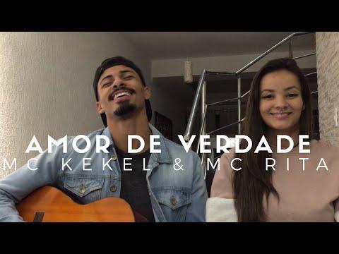 Amor de Verdade - MC Kekel e MC Rita (Cover - Pedro Mendes e Duda)
