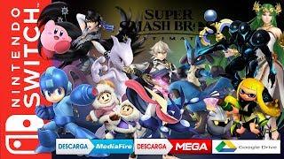Descargar Super Smash Bros. Ultimate (XCI) para Switch [ESP/ENG]