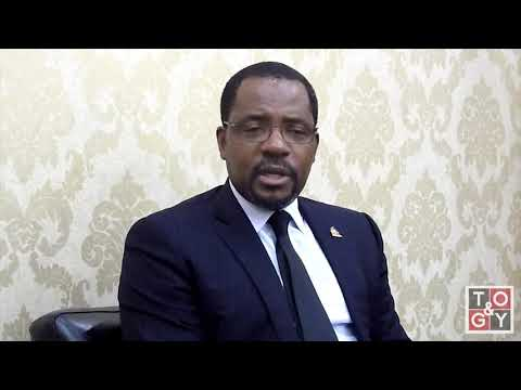 TOGY Talks To Minister Of Mines And Hydrocarbons Gabriel Mbaga Obiang Lima In Equatorial Guinea