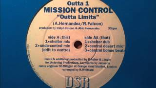 Mission Control - Outta Limits - Shelter Dub