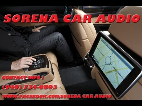SORENA Mobile Car Audio & Video  (Orange County's Best, Sale/Installation )