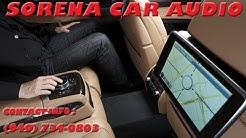 SORENA Mobile Car Audio & Video  (Orange County's Best, Sale/Installation )